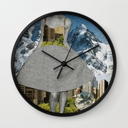 Controversy Wall Clock