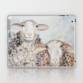 Couple of Sheep Laptop & iPad Skin