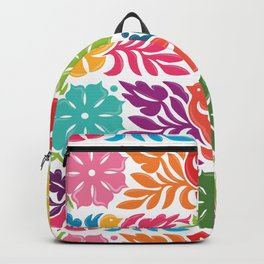 Chiapas Embroidery Backpack
