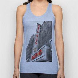 Radio City Music Hall Unisex Tank Top