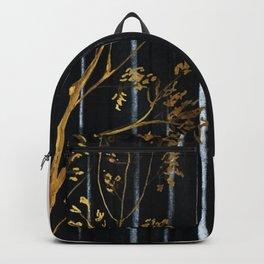 Golden Tree Backpack