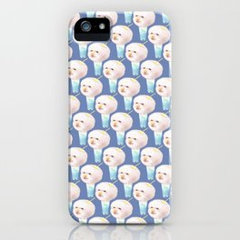 Cotton Candy Drink iPhone Case
