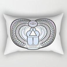 Light Wings Rectangular Pillow