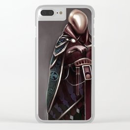 Spell Clear iPhone Case