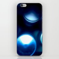 led zeppelin iPhone & iPod Skins featuring LED Bulbs by ayamyke