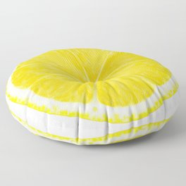 LOVE LEMON Floor Pillow