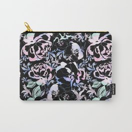 Pastel ornamental floral pattern Carry-All Pouch