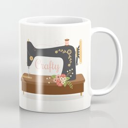Sew Crafty Coffee Mug