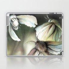 Moths around a flame Laptop & iPad Skin