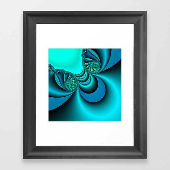 Belong Framed Art Print