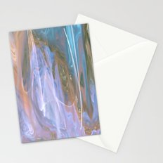 ANGELS PLAYING IN HEAVENS WATERFALL Stationery Cards
