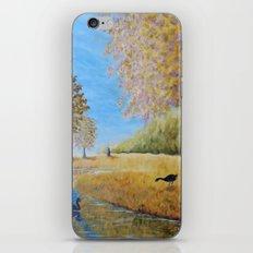 Autumn Nature | Nature d'automne iPhone & iPod Skin