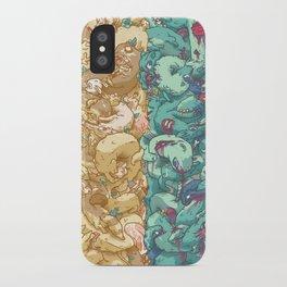 Saturnalia Donnybrook iPhone Case