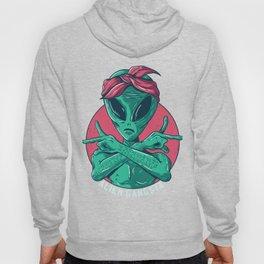 Alien Gangster Hoody