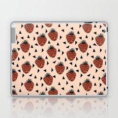 Yummy Strawberries by Andrea Lauren Laptop & iPad Skin