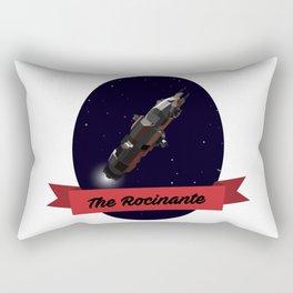 The Rocinante Rectangular Pillow
