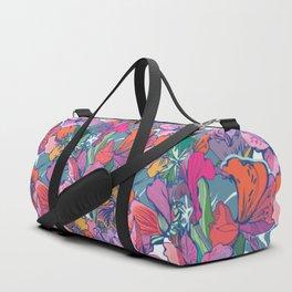 Blooming Garden Duffle Bag