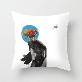 Please, stop it! Throw Pillow