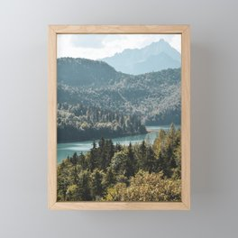 Fit for Kings Framed Mini Art Print