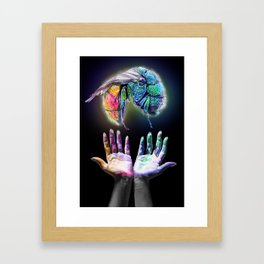 Catch & Release Framed Art Print