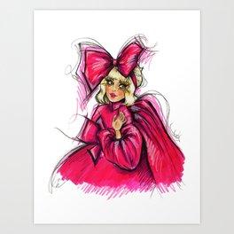 MetGaga Art Print