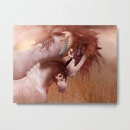 Summer Horse Metal Print