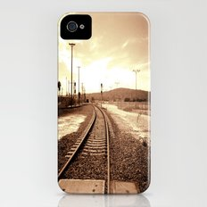 Tracks of my Heart Slim Case iPhone (4, 4s)