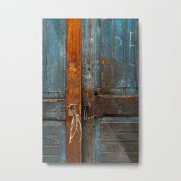 Doors II Metal Print