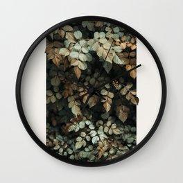 Growth (Autumn) Wall Clock