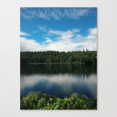 Ocean Calm II Canvas Print