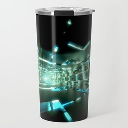 Emerald Tunnels no2 Travel Mug