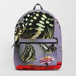 Swallow tail  or Christmas Butterfly Backpack