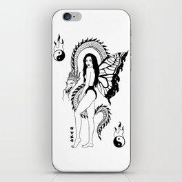 Dragon Girl iPhone Skin