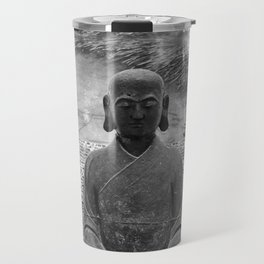 Sitting Buddha Travel Mug