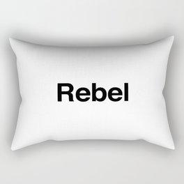 Rebel Rectangular Pillow