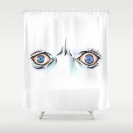 Horror Shower Curtain