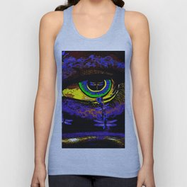 DRAGONFLY TEARS Unisex Tank Top
