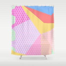 Palm Springs Love Shower Curtain
