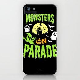 parade iPhone Case