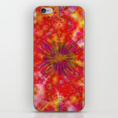 Fractal Imagination III iPhone & iPod Skin