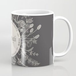 Dear Sassenach in Grey Coffee Mug