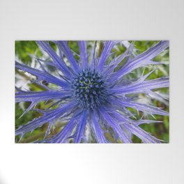 A thistle with style Welcome Mat
