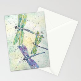 Xena's Dragonfly Stationery Cards