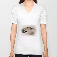 jasmine V-neck T-shirts featuring Jasmine by Shalisa Photography