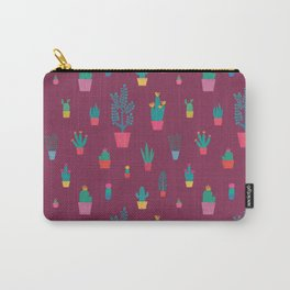 Dream Garden Dark Carry-All Pouch