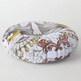 Gemini Stranger Floor Pillow