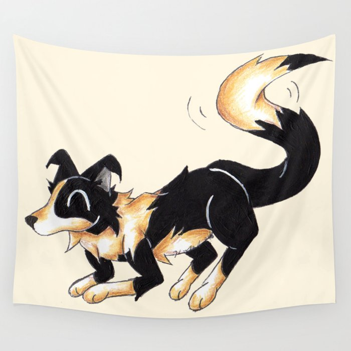 Tracker Wall Tapestry