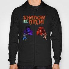 Shadow of the Ninja- Blue Shadow Hoody