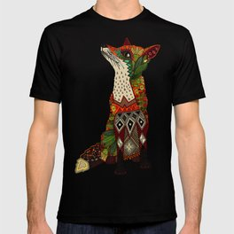 fox love mint T-shirt