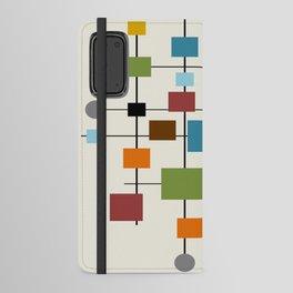 Mid-Century Modern Art 1.3 Android Wallet Case